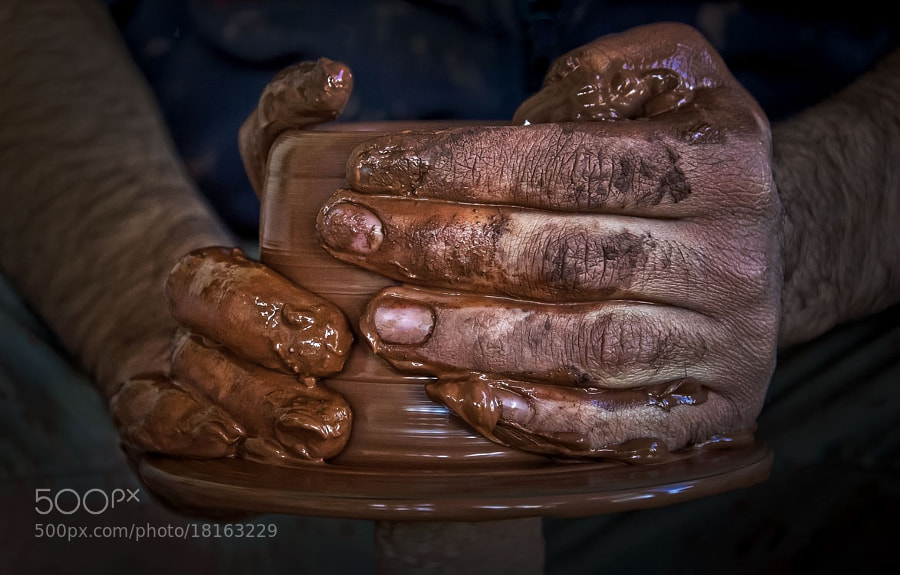 Photograph Skilful hands by Mehmet AKIN on 500px