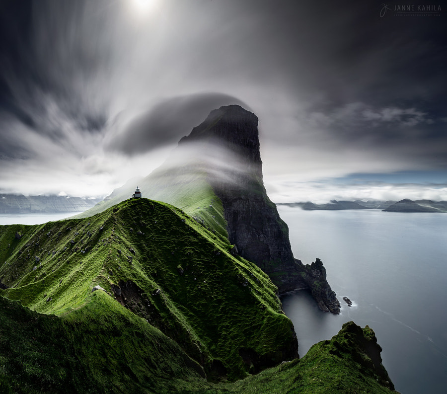 Cliffs of Kallur by Janne Kahila on 500px.com