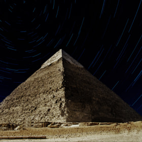 Stars Love Pyramids by jamil ghanayem (jamiline)) on 500px.com