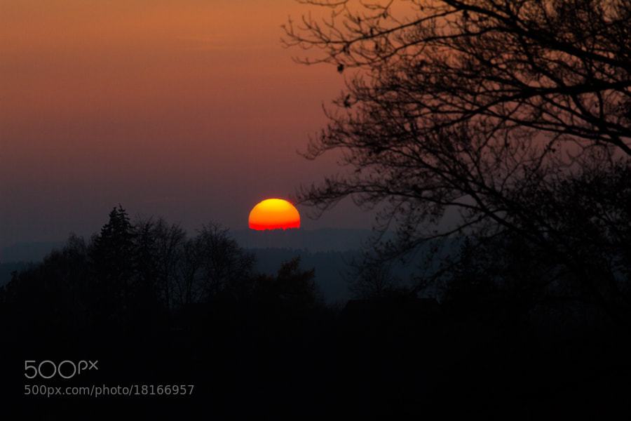 Photograph Sun by Wolfgang Voigt on 500px