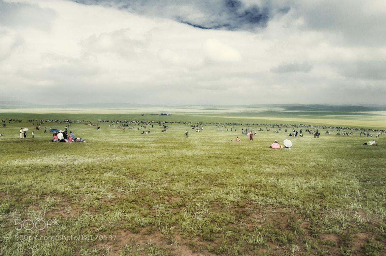 Photograph Naadam by Nicolas Kazandji on 500px