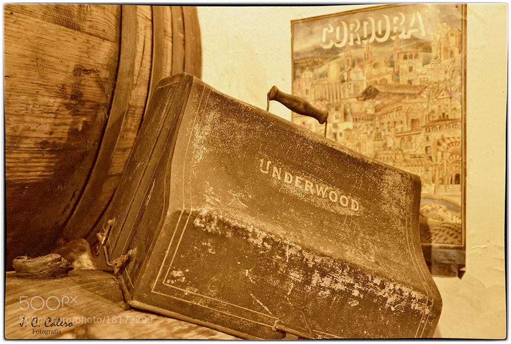 Photograph Viaje, vino y literatura by Juan Carlos Calero on 500px
