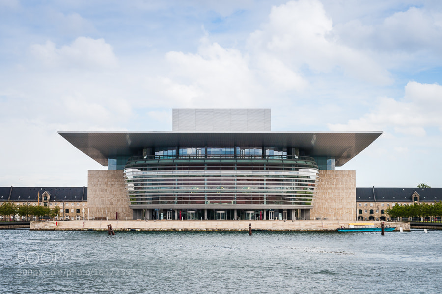Photograph Copenhagen Opera House by Jose Agudo on 500px