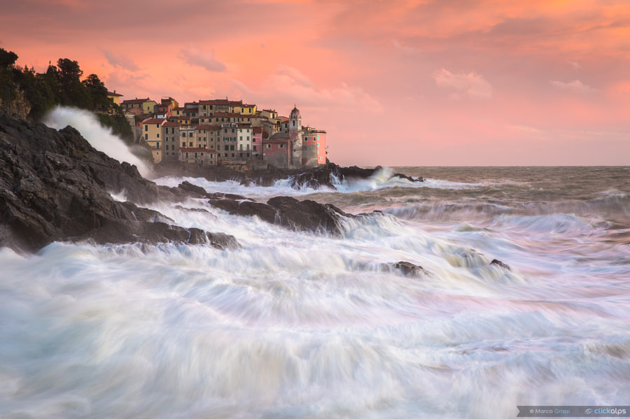 Silky waves by Marco Grassi on 500px.com