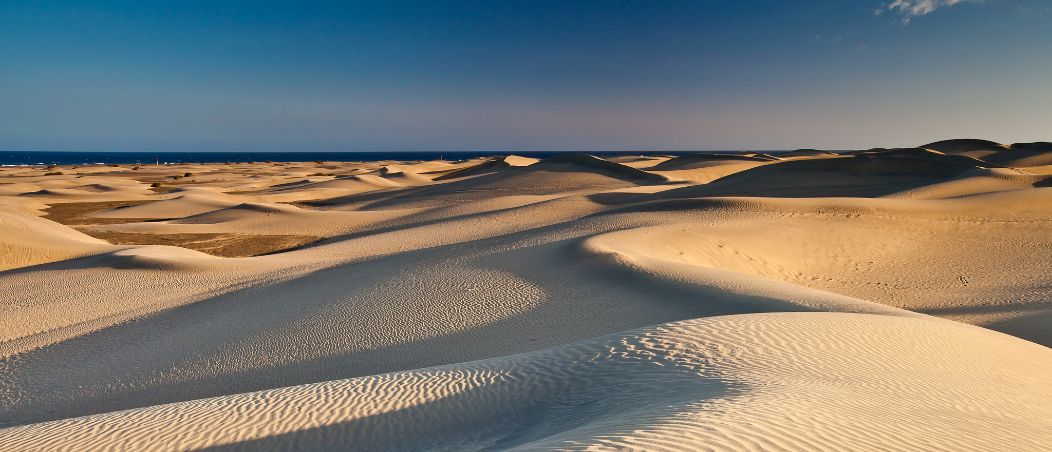Photograph Dunes of Gran Canarys by Thorsten Jung on 500px