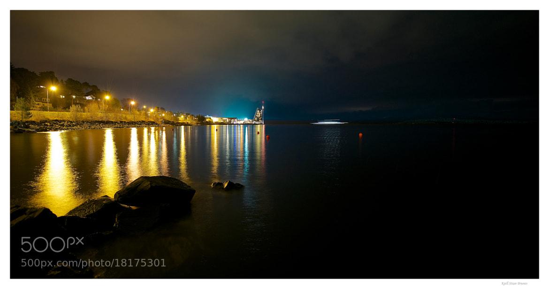 Photograph Molde City by Kjell Stian Brunes on 500px