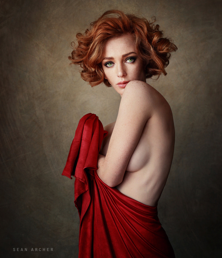 Cate by Sean Archer on 500px.com