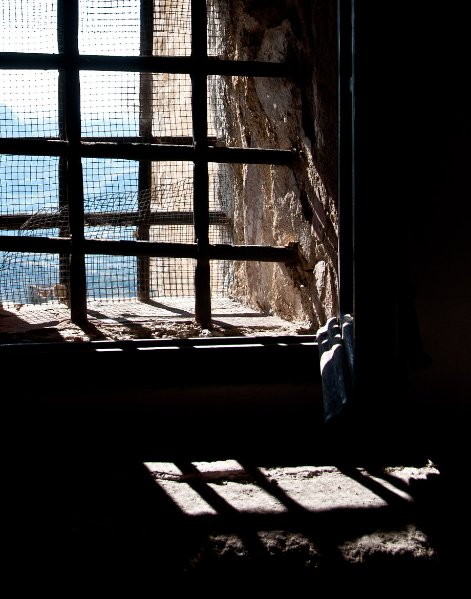 Photograph Prison Window by Michele Bighignoli on 500px
