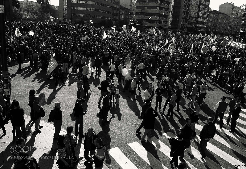 Photograph HUELGA GENERAL by Kike Martínez  on 500px