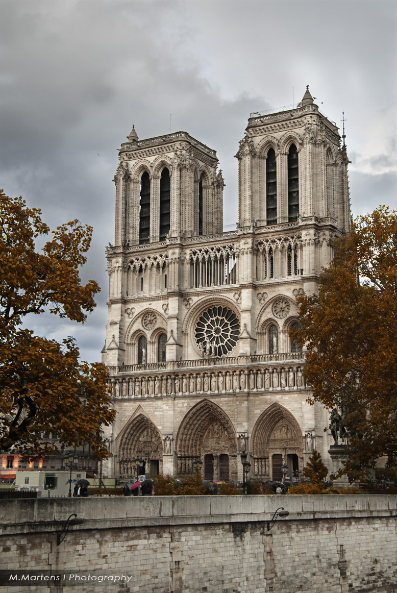 Photograph Notre Dame by Michael Martens on 500px