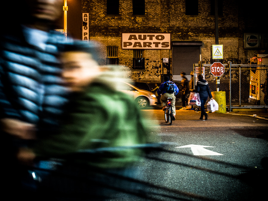 Photograph Street Photograph of the Day | Bushwick | Brooklyn, NYC by Jonathan Auch on 500px