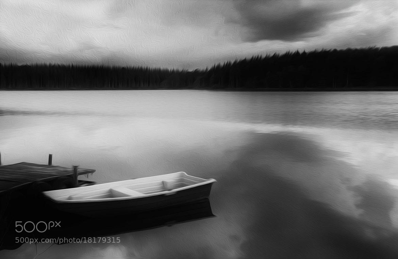 Photograph loneliness by Lukáš Bárta on 500px