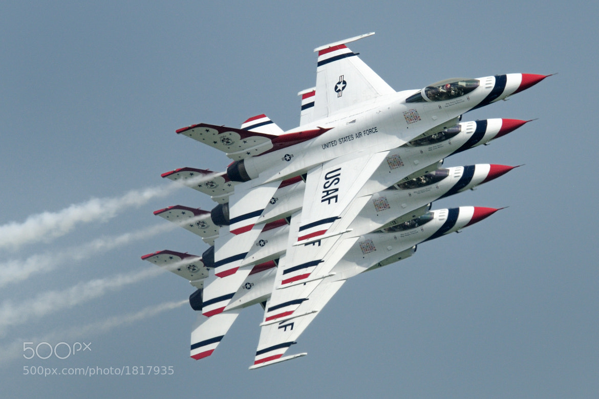 Photograph Thunderbirds by Glenn Nagel on 500px