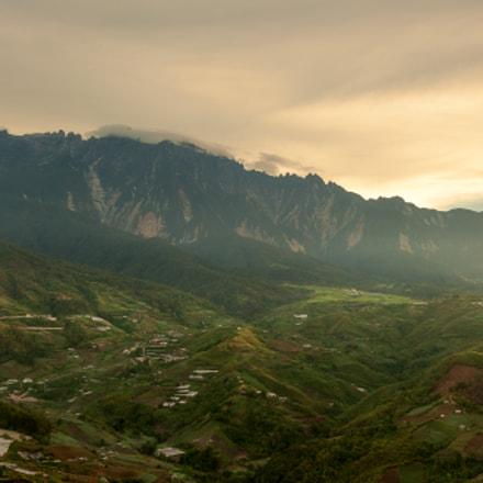 Mt Kinabalu and Kundasang Valley