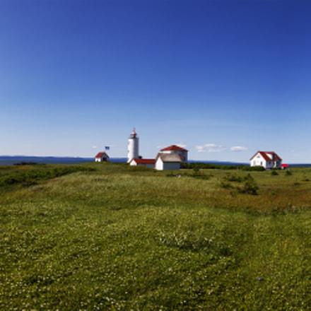 île verte phare