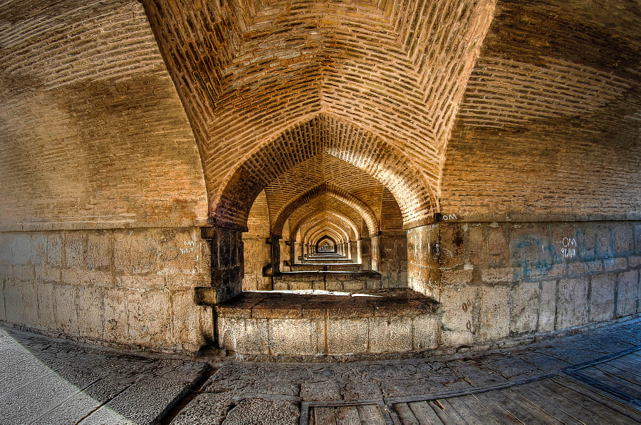 33 Arches by Ali KoRdZaDeh on 500px.com