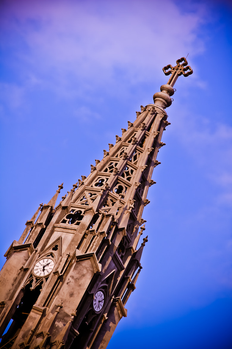 Photograph Coronado´s Church - Top by Israel Quirce on 500px