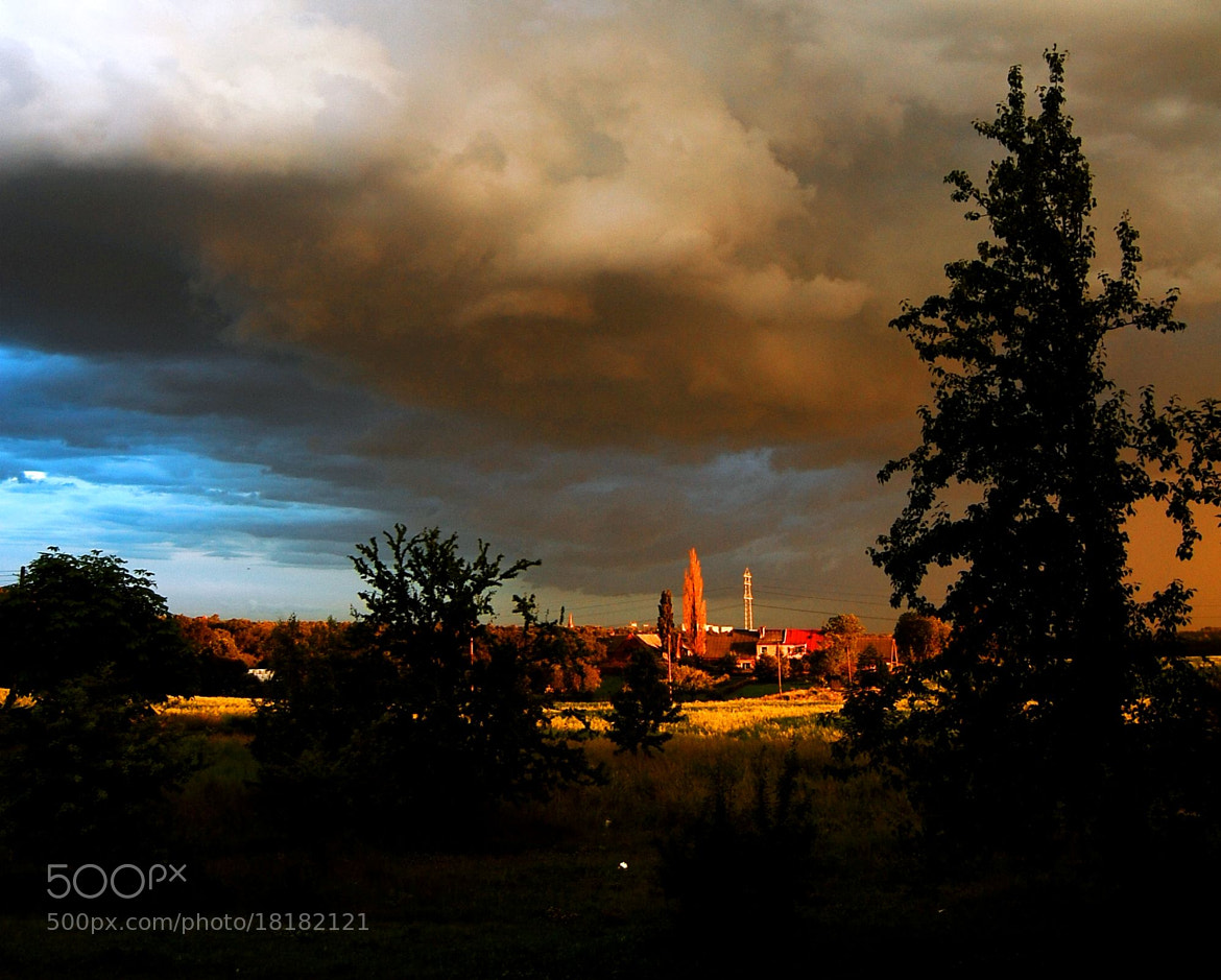 Photograph thundercloud by Łukasz Bomber on 500px