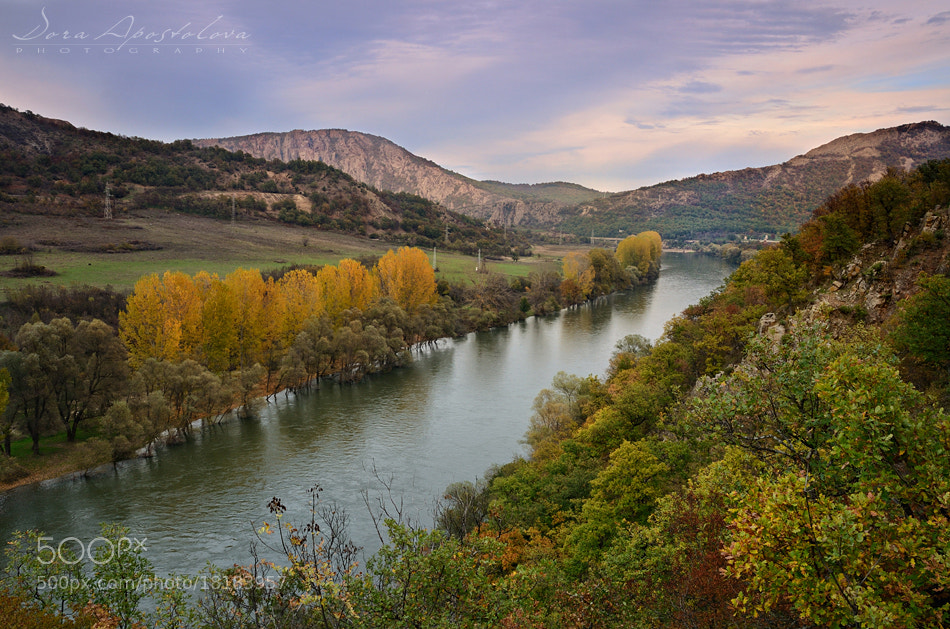 Photograph Somewhere along the Arda river by Dora Apostolova on 500px