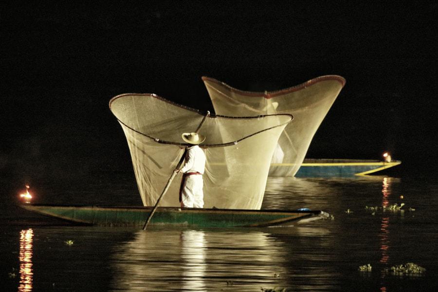 死神的鱼by Diede van Lamoen在500px.com
