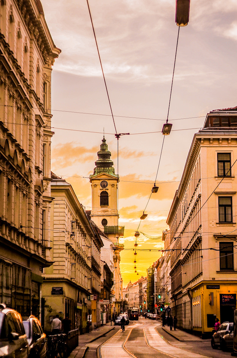 Photograph Vienna Streets by Frederik Schulz on 500px