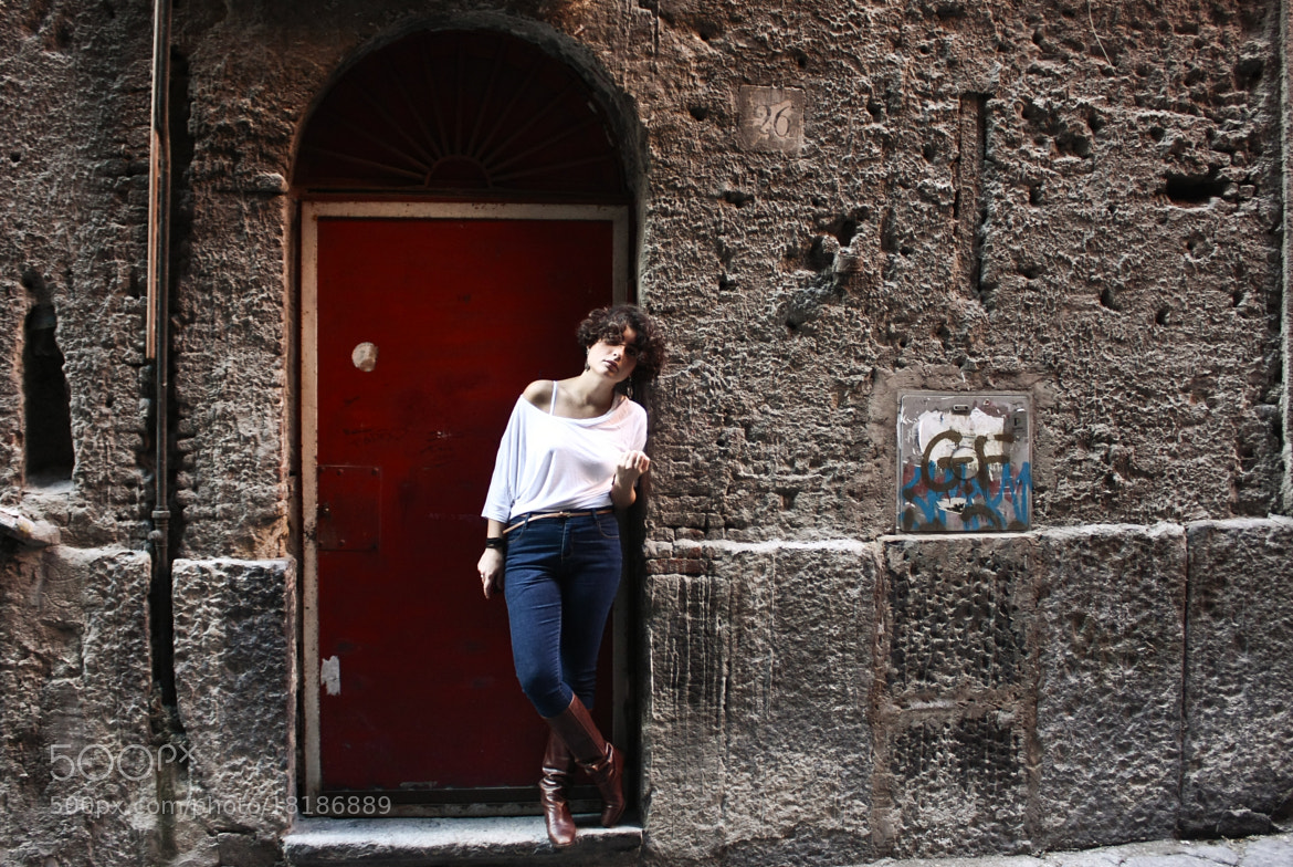 Photograph I see a red door and by Cristiana Conteduca on 500px