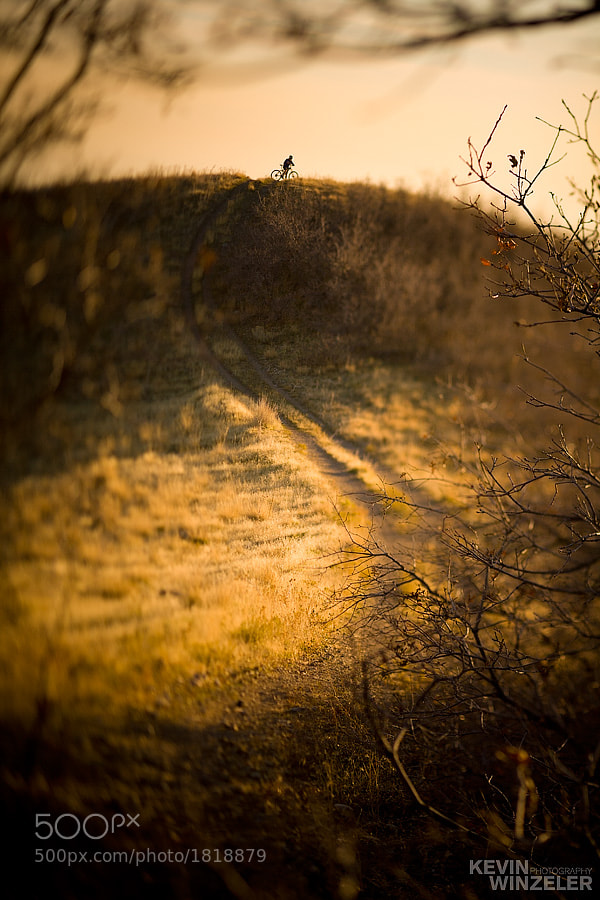 Photograph Top of the Mountain Bike Climb by KevinWinzeler.com  ~ sports, lifestyle on 500px