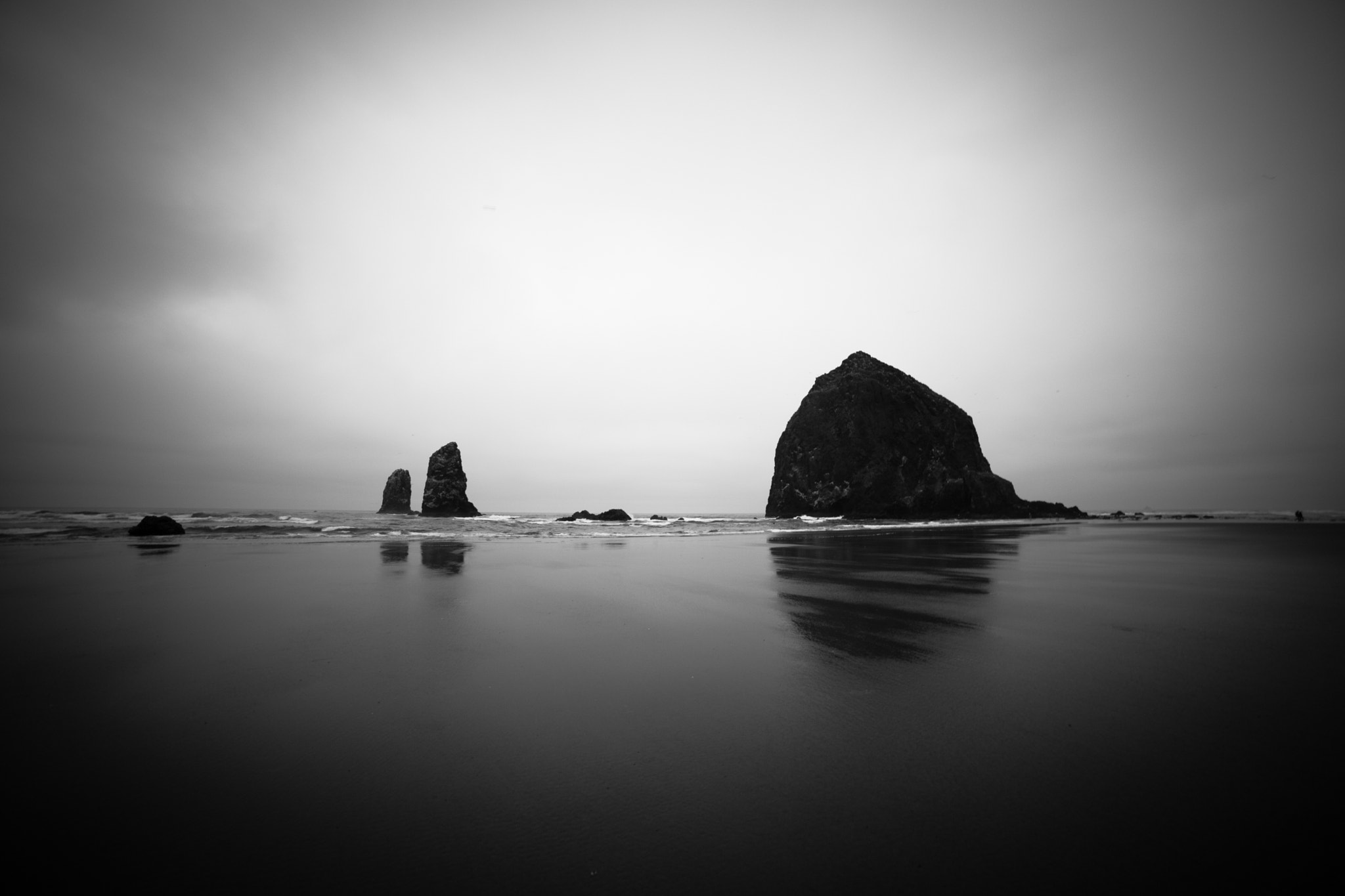 Photograph Cannon Beach by Marie-Catherine O'Malley on 500px