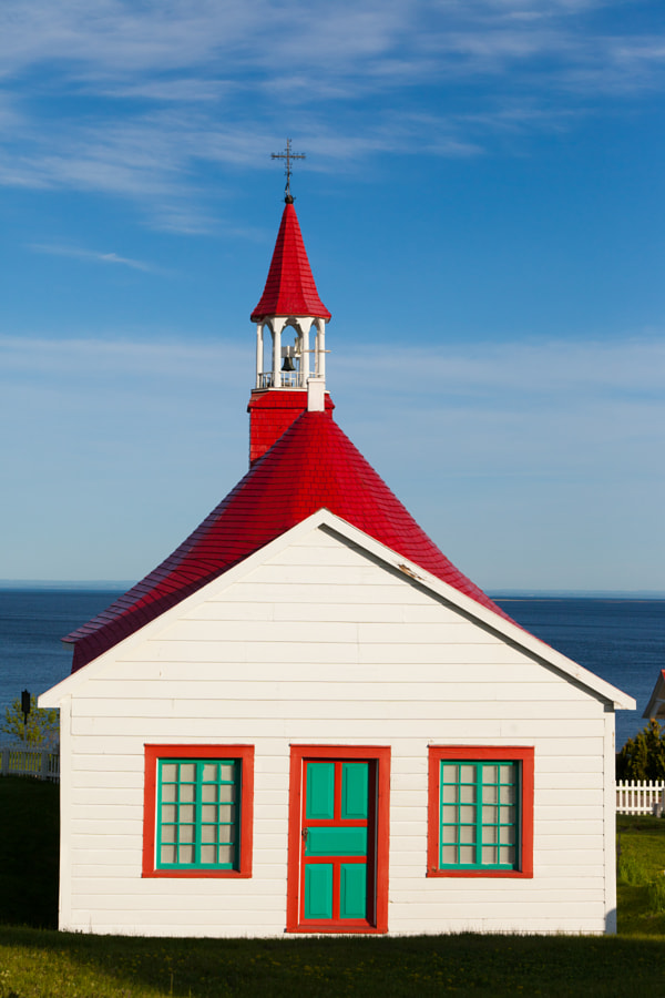 Tadoussac by Marie-Catherine O