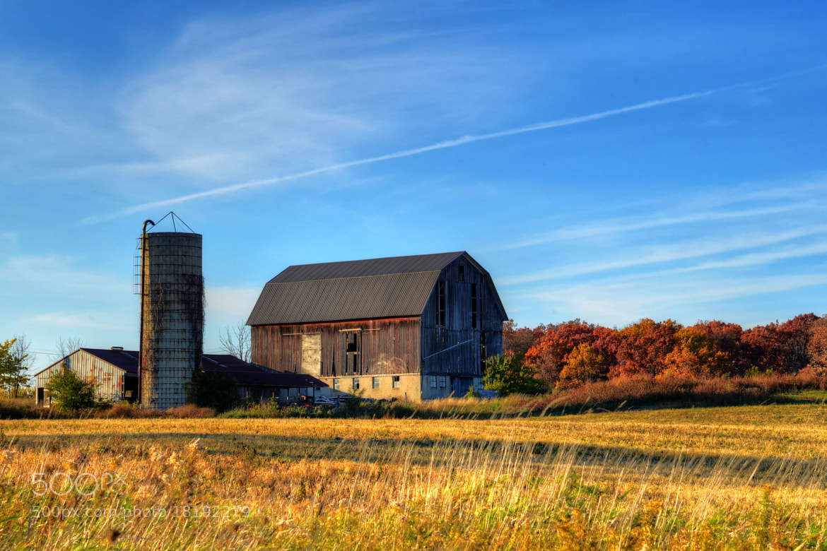 Photograph This Old Barn by S Christian Benz on 500px
