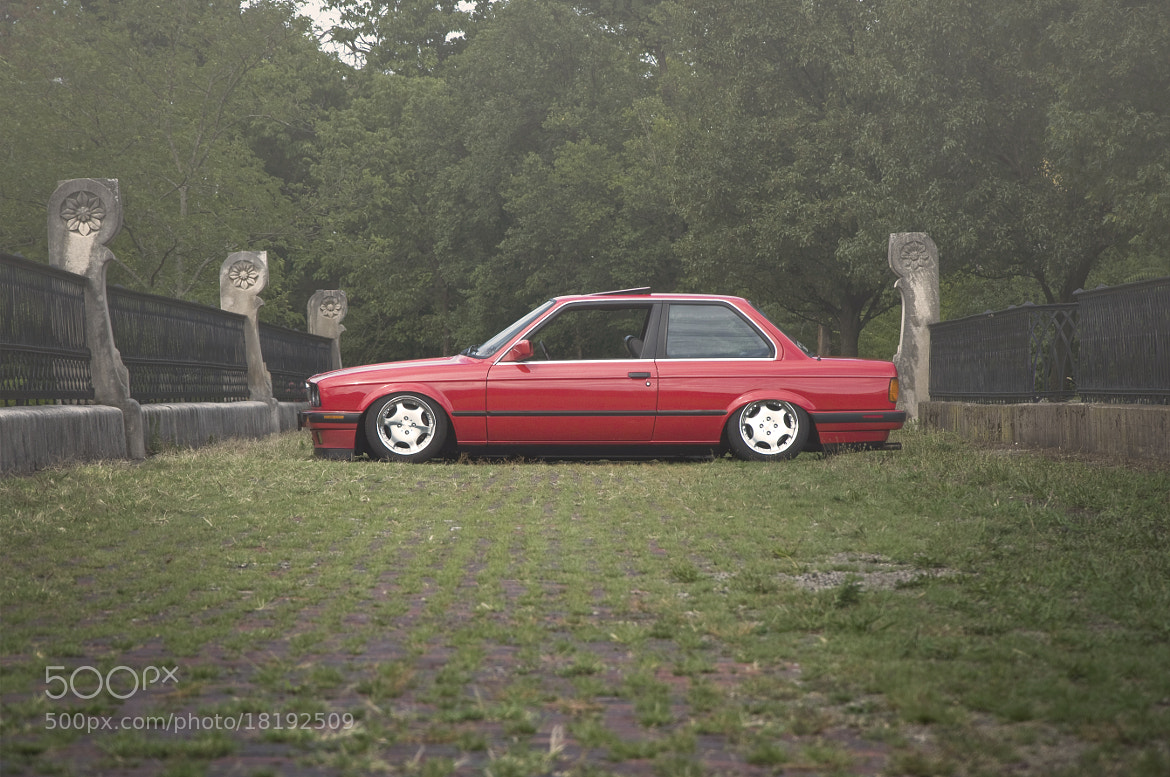 Photograph Tyler's 325i by Logan McWilliams on 500px