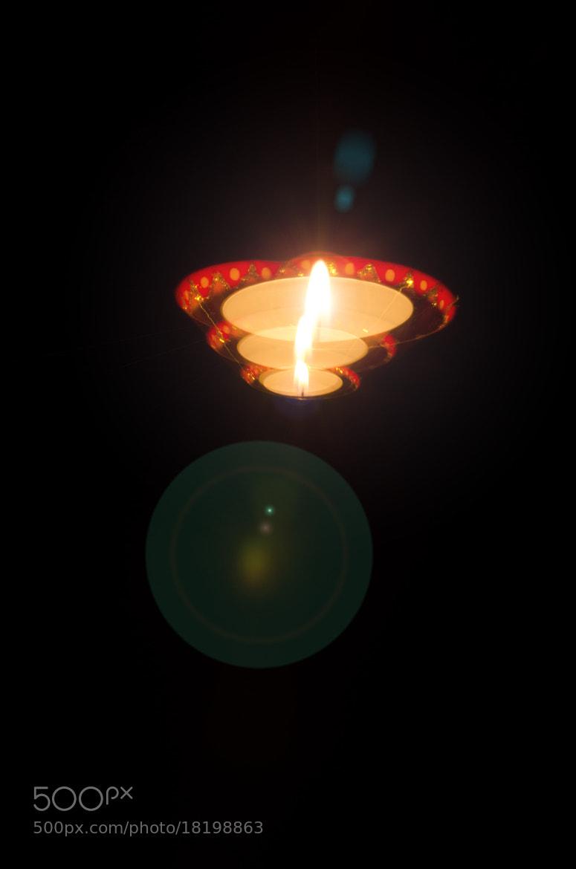 Photograph Diwali Lights - Take 2 by Harsh  Desai on 500px