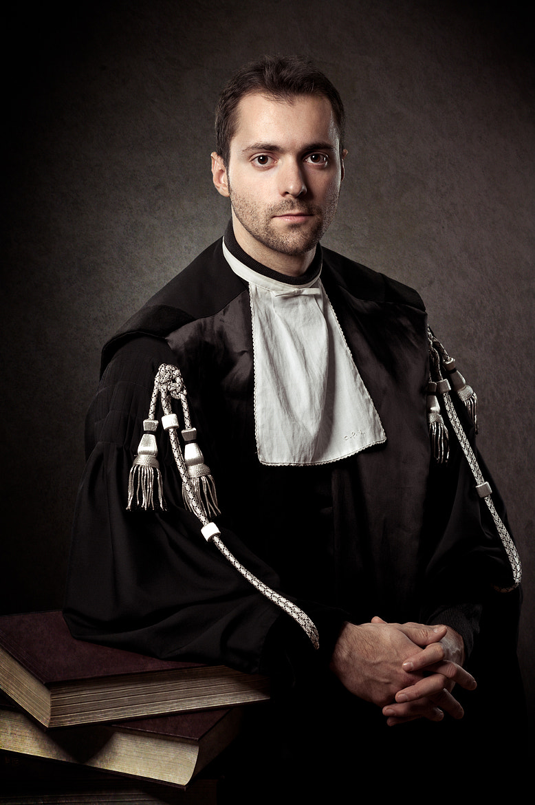 Photograph Man of Law by Giovanni Gori on 500px