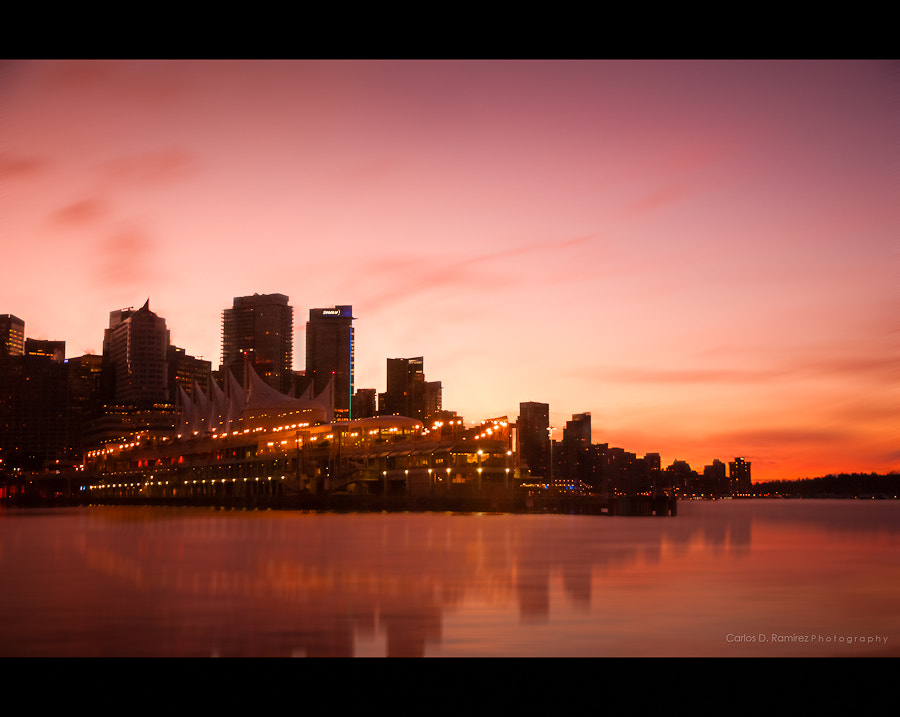 Photograph Canada Place by Carlos D. Ramirez on 500px