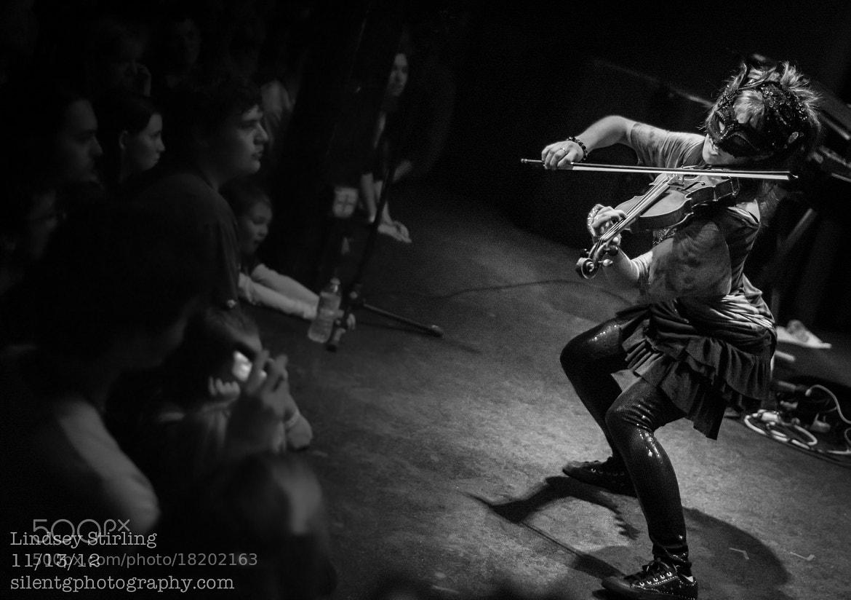 Photograph Lindsey Stirling II by Mark Gvazdinskas on 500px