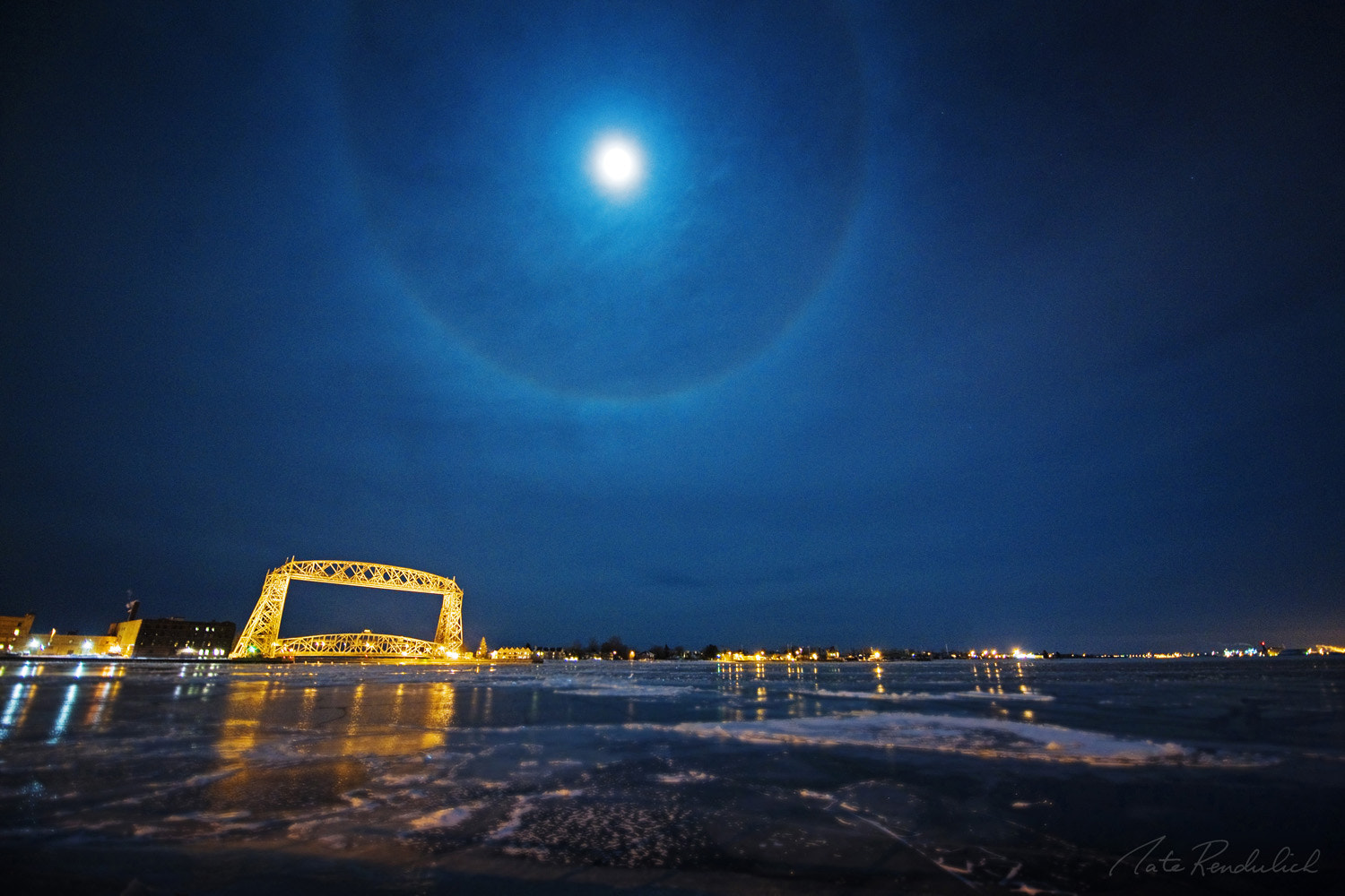 Photograph Halo by Nate Rendulich on 500px