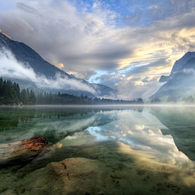 Hintersee by c keller (ckeller)) on 500px.com