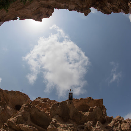 Cliff Diving, Canon EOS 5D MARK II, Canon EF 15mm f/2.8 Fisheye