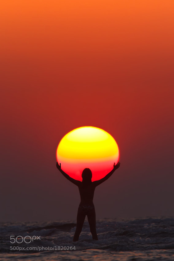 Photograph SURYA NAMASKAR by Anton Jankovoy on 500px