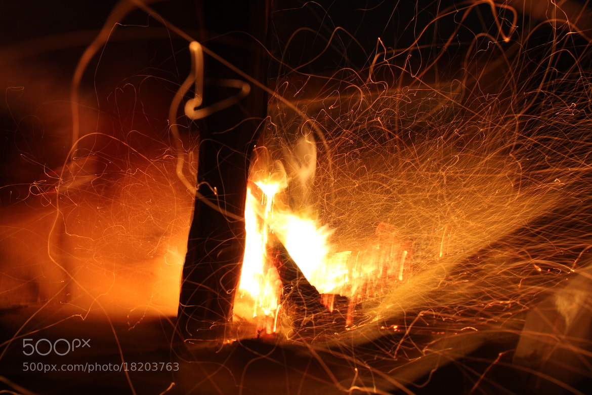 Photograph fire long exposed by Ahmed Alhashmi on 500px