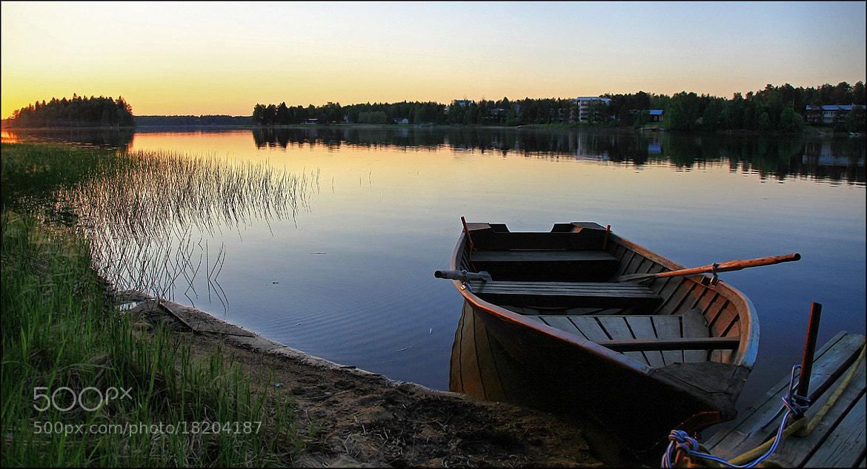 Photograph Summer evening ... by Valtteri Mulkahainen on 500px