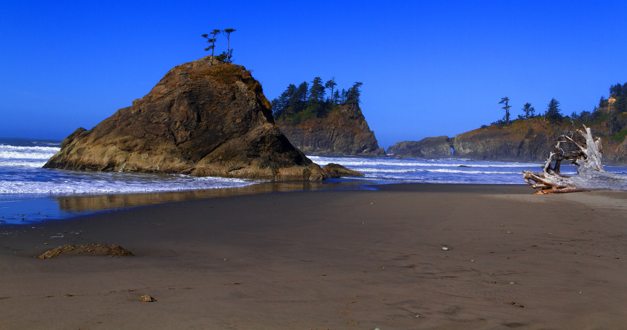Photograph A Quiet Beach by Troy Phillips on 500px