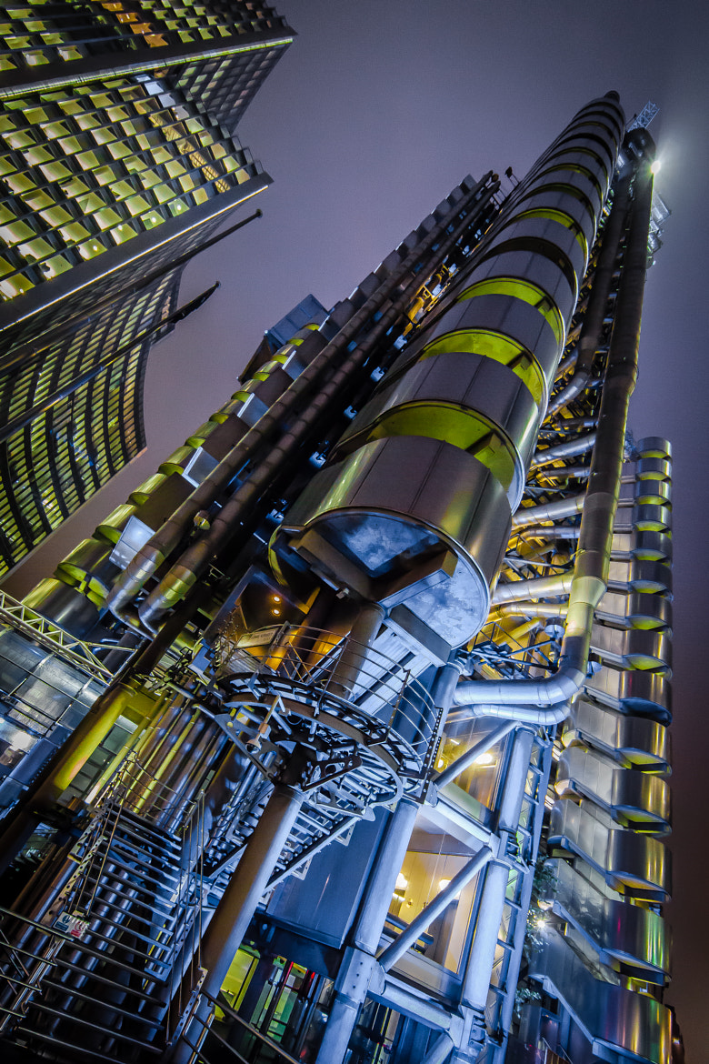 Photograph lloyd's by bruno lampe on 500px