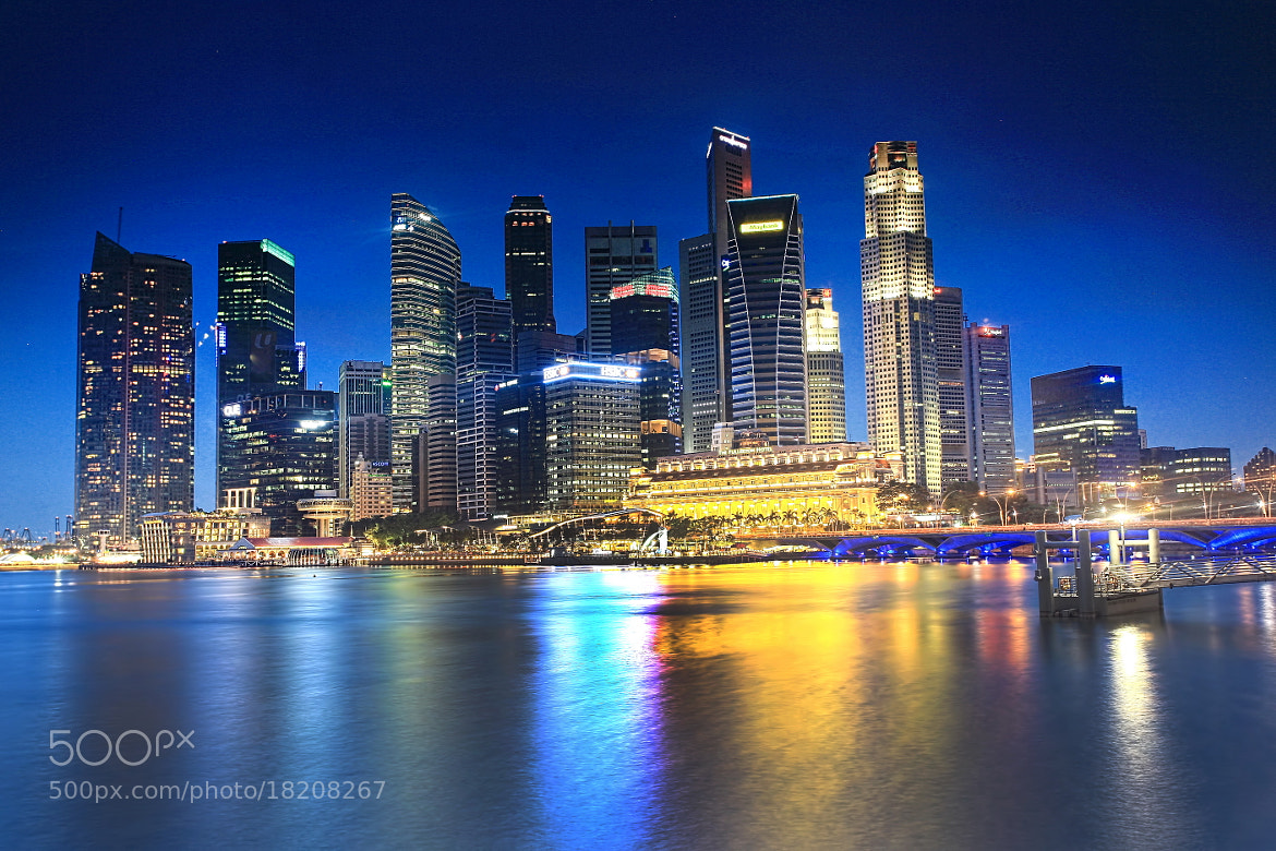 Photograph in fromnt of mbs by Narsiskus Tedy on 500px