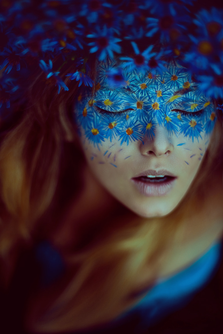 Photograph in blue dream by Vicoolya & Saida  on 500px