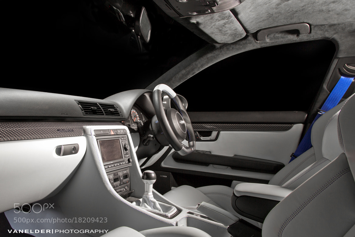 Photograph J Loose - RS4 - Interior #2 by Barry Elder on 500px