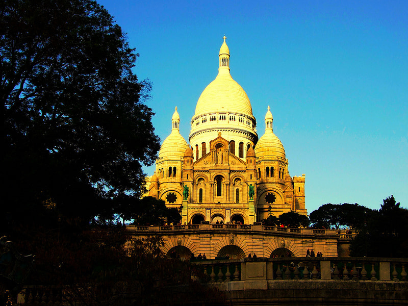 Photograph Basilique du Sacre-Coeur by Eva Slusar on 500px