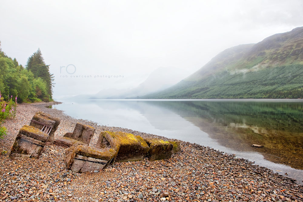 Photograph Scottish Loch by Rob Overcash on 500px
