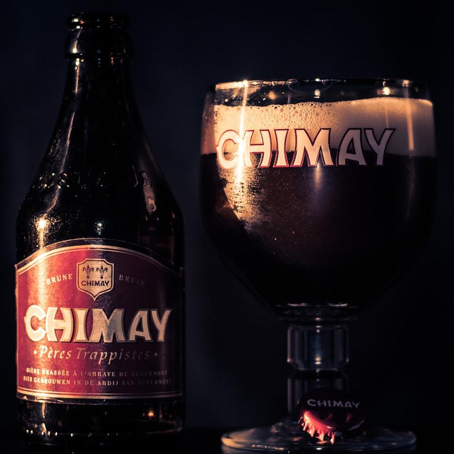 49 Chimay Rouge. by Encore Une Bière on 500px.com