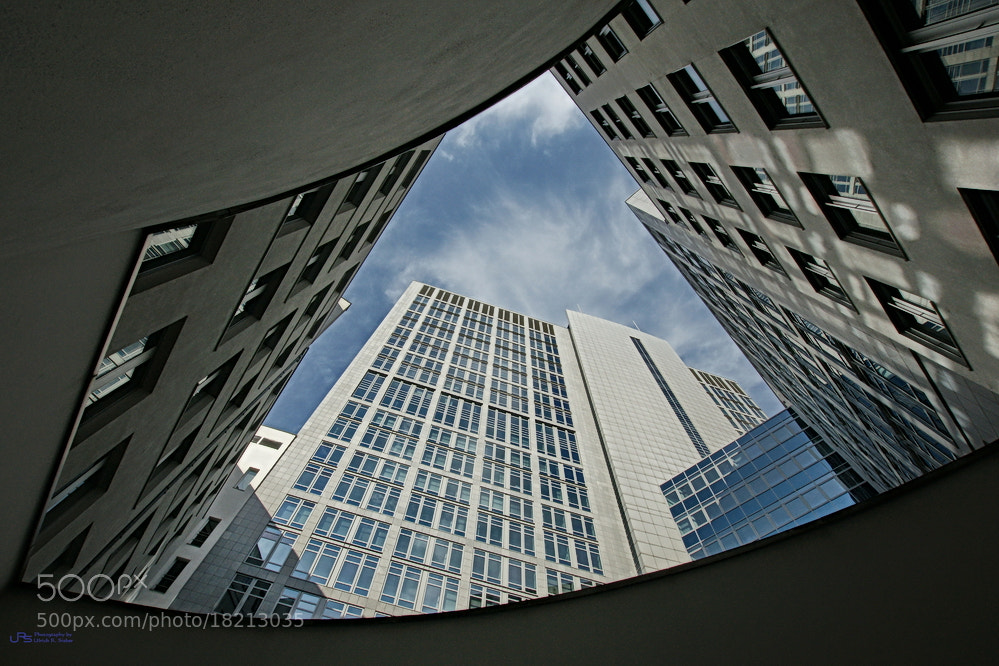 Photograph Beuthstrasse by Ulrich R. Sieber on 500px
